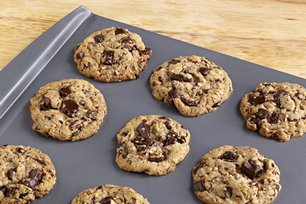 Oatmeal Raisin-Chocolate Chunk Cookies