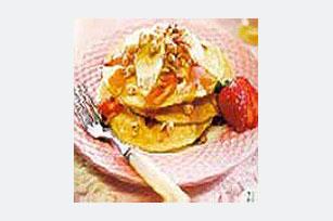 Banana-Ricotta Pancakes Image 1