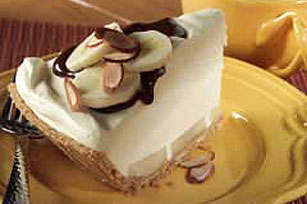 Frozen Banana Pudding Pie Image 1