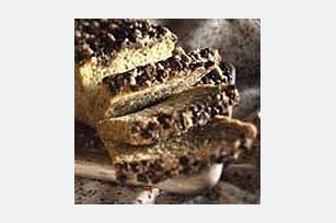 Banana Streusel Loaf