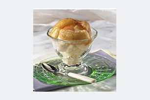 Bananas con salsa de ron y helado Image 1