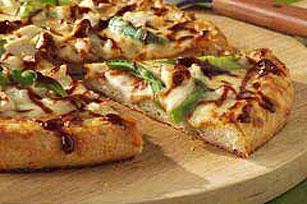 Barbecue Chicken Pizza Image 1
