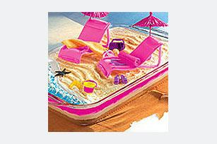 Barbie® Beach Dessert Image 1