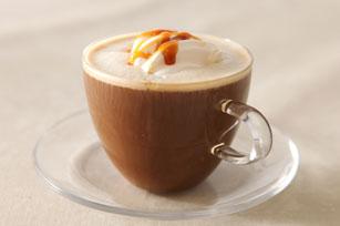 Barista-Style Caramel Coffee