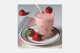 Refrescante batido de yogur Image 1