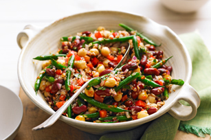 Sides salads under 300 calories kraft canada bean bulgur salad forumfinder Choice Image