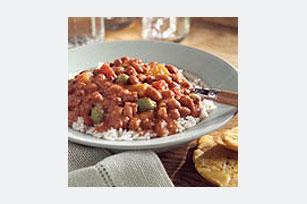 Bean Stew (Habichuelas Guisadas)