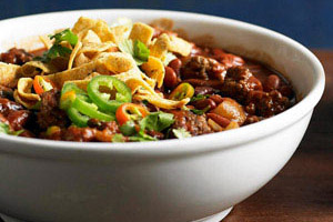 Beef and Bean Chili Image 1