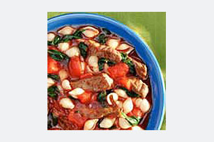 Beef and Noodle Stew Image 1