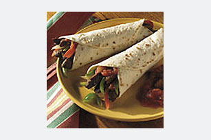 Beef Steak Fajitas Image 1
