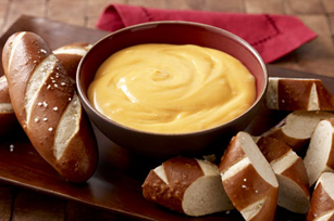 Beer-Cheese Fondue Image 1