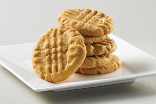 Better-for-You Peanut Butter Cookies Image 1