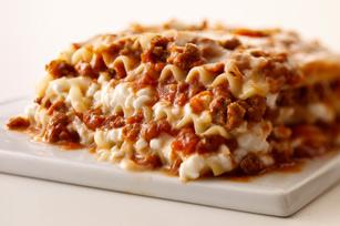 Lasaña de carne y queso mejor que nunca