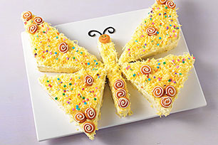Betty the Butterfly Cake
