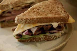Bistro Beef & Jack Sandwich