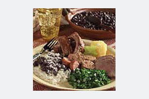 Black Beans with Assorted Meats (Feijoada)  Image 1