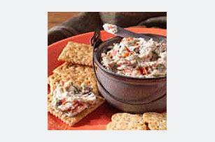 Blue Cheese-Tomato Spread