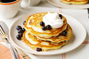 Easy Blueberry Pancake Recipe Image 1