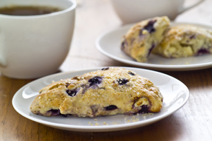 Blueberry-White Chocolate Chunk Scones Image 1