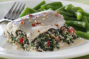Bolivian Stuffed Trout