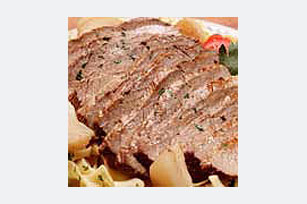 Braised Beef Chuck Steak Recipe Image 1