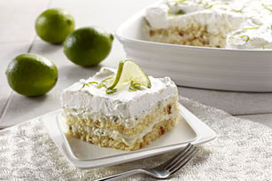 No-Bake Layered Lime Dessert Image 1