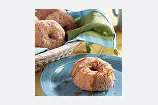 Breakfast Fritters (Buñuelos)