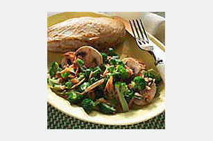 Broccoli & Carrot Salad Image 1