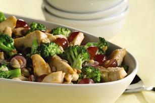Ensalada de pollo y brócoli Image 1