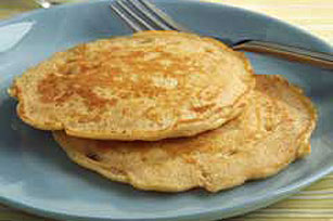 Brown Sugar & Cinnamon Pancakes