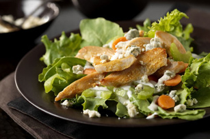 """Buffalo Chicken"" Salad"