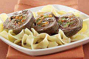 Burgundy Beef Roulade Kraft Recipes