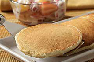 Hot Cereal Pancakes Image 1