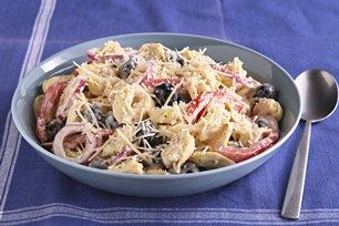 Caesar Tortellini Salad Image 1