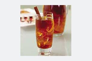 Café helado de canela y naranja Image 1