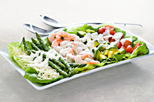 Salade Cobb californienne