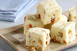 California White Chocolate Fudge