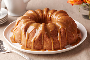 Caramel Apple Cake Image 1