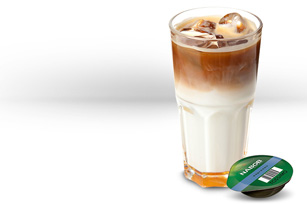 Caramel Iced Treat Image 1