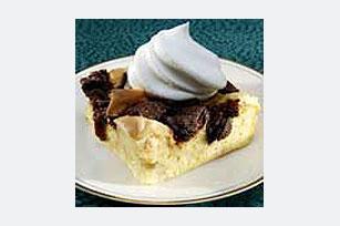 Caramel Bread Pudding Squares Image 1