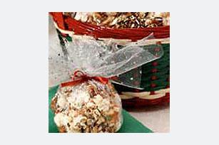 Caramel Graham Popcorn Balls