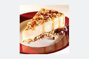 Caramel-Pecan Ice Cream Cake Image 1
