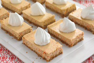 PHILLY-Carrot Cheesecake Bars