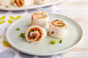 Carrot Pinwheels