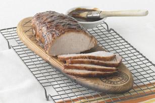 Cedar Plank Pork Loin