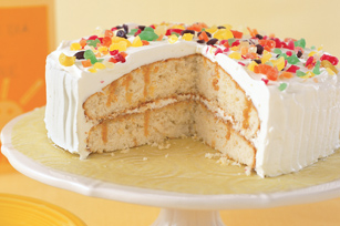 Celebration Cake Image 1