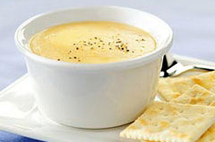 Cheddar Cheese Soup Recipe Image 1