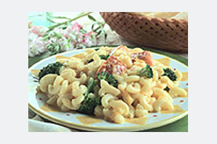 Cheddary Turkey & Broccoli Macaroni Image 1