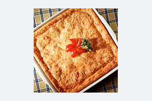 Cheese 'N Bacon Spoon Bread Image 1