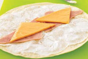 Cheese Roll-Up Image 1